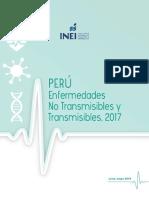 Enfermedades No Transmisibles 2017 Inei