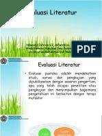 4. evaluasi pustaka.pptx