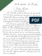 Carta Santrich