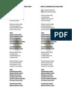 Himno de La Universidad Tecnica Privada Cosmos