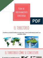 Plan de ordenamiento territorial colombia