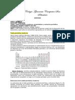 SINTESIS  7° la tabla periodica, el átomo y la tabla periodica