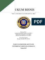 Bab 12. Hak Kekayaan Intelektual (HKI)