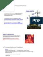 Obras de Suministro de Energia y Comunicaciones
