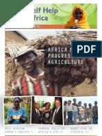 Self Help Africa Newsletter 2010-2011