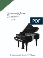 Boleros Y Otras Canciones, Vol. 5.pdf