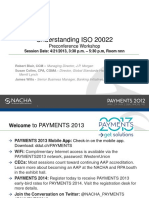 Resources Understanding ISO20022 NACHA Payments 2013