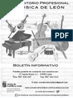 Boletin Informativo Conser Leon Web