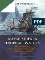 Dutch Ships in Tropical Waters