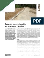 protección catodica
