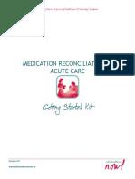 MedRec (Acute Care) Getting Started Kit (1)