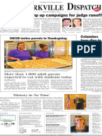 Starkville Dispatch eEdition 11-14-18