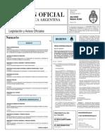 Boletin Oficial 08-10-10 - Primera Seccion