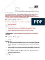 will e outline template  best w mentor outlines