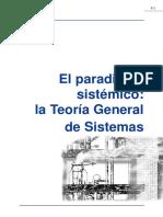 5 el paradigma sistemico la teoria general de sistemas.pdf