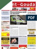 De Krant van Gouda, 15 oktober 2010
