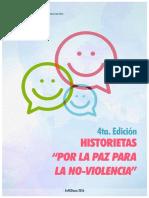 Cuadernilo Convocatoria Historietas Por La Paz Final