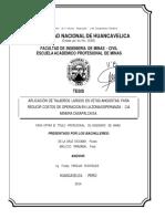 Tesis de Huancavelica
