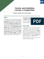 20 Infecciones Perinatales Congenitas[1]