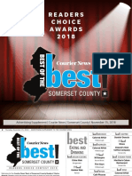 Courier News 2018 Best of the Best Winners