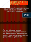 Hospital Inventory & Its Importance
