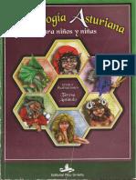 Libro Mitología Asturiana Para Niños y Niñas