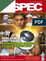 Aspec Consumo Respeto Revista Nro 30 Suplementos Proteicos