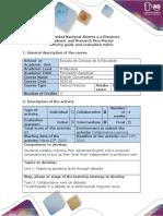 Guía de Actividades y Rúbrica de Evaluación - Fase 3. - Modelación Integral Del Medio Ambiente (2)