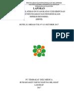 laporan platihan ipcn