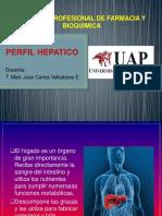 PERFIL HEPATICO UAP