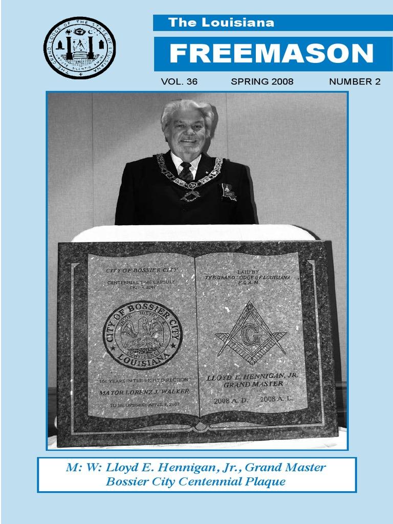 Freemason: The Louisiana