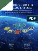Providing for the Common Defense