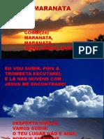 MARANATA CIAS 18