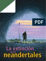 Extinción neandertales