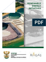 Biogas Brochure Renewable Energy Initiatives
