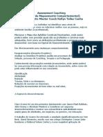 _analise Mapeamento Humanistic Master Coach Kellyn Telles Cunha