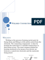 Lecture Three - Welded Connections