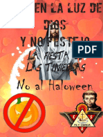 Afiche No Al Haloween