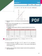 Miniteste de Avaliação 1- Estatística(Enunciado e Soluções)