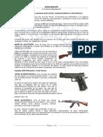 diferencia entre armas