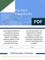 Capacitación_ Psy-Toy´s