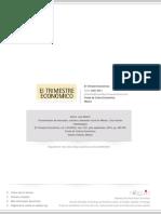 Concentraciones de Mercados, Colusión y Bienestar Social en México