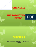 CHAPTER 1 (EDT) AN OVERVIEW OF THE EVENT FIELD.pptx