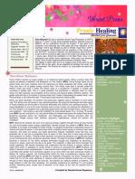 Vibrant Prana Newsletter