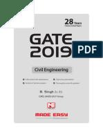 [GATE IES PSU] IES MASTER Environmental Engineering - 1 (Water Supply Engineering) Study Material for GATE,PSU,IES,GOVT Exams