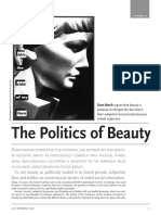The Politics of Beauty