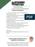 """""""Trabajador/a de Alcance Comunitario"""""""