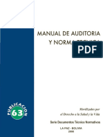 63 Manual de Auditoria y Norma Tecnica
