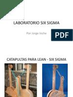 Laboratorio Six Sigma