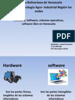 software libre en Venezuela